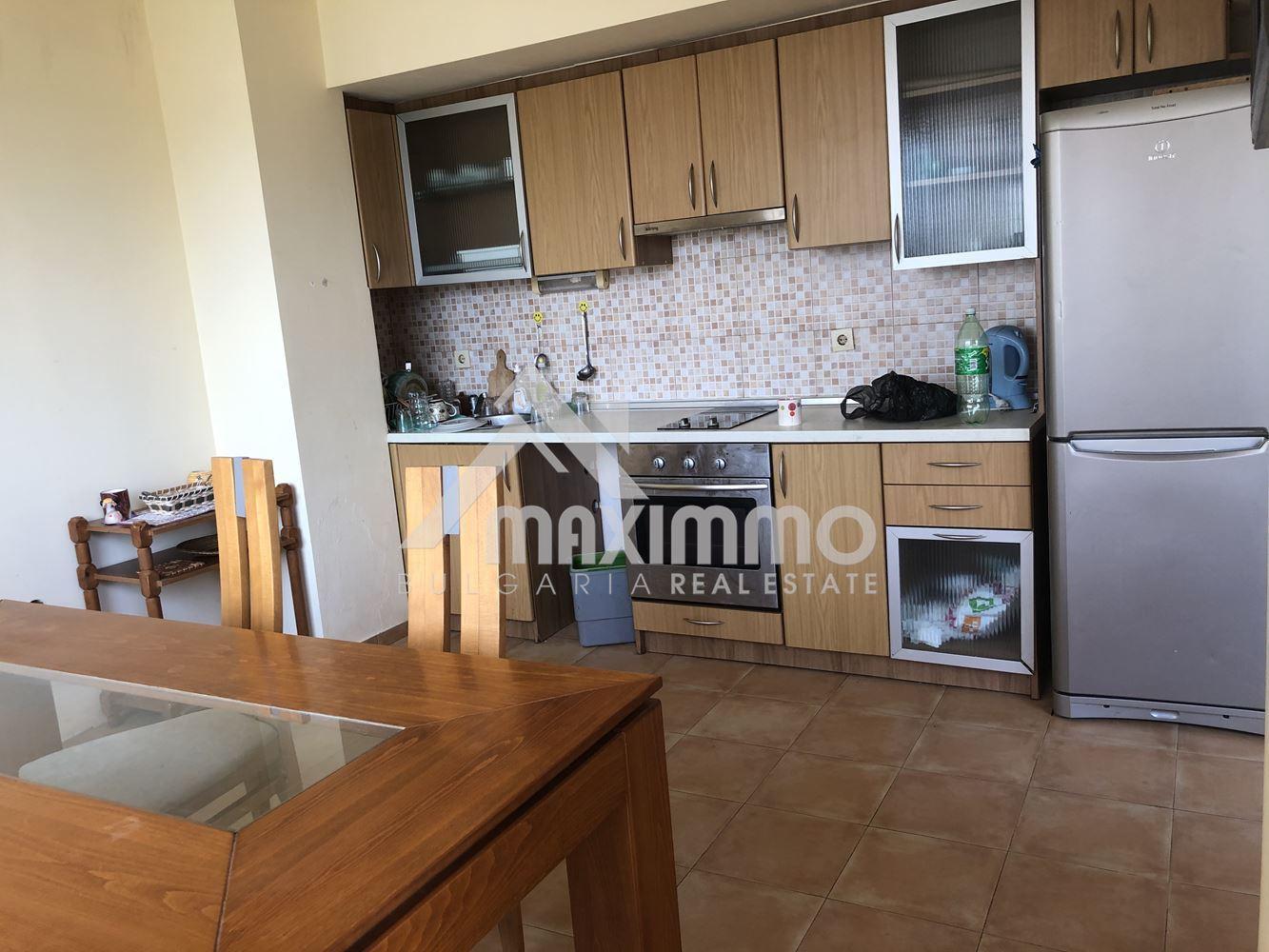 Обзаведен апартамент до комплекс Вива Варна