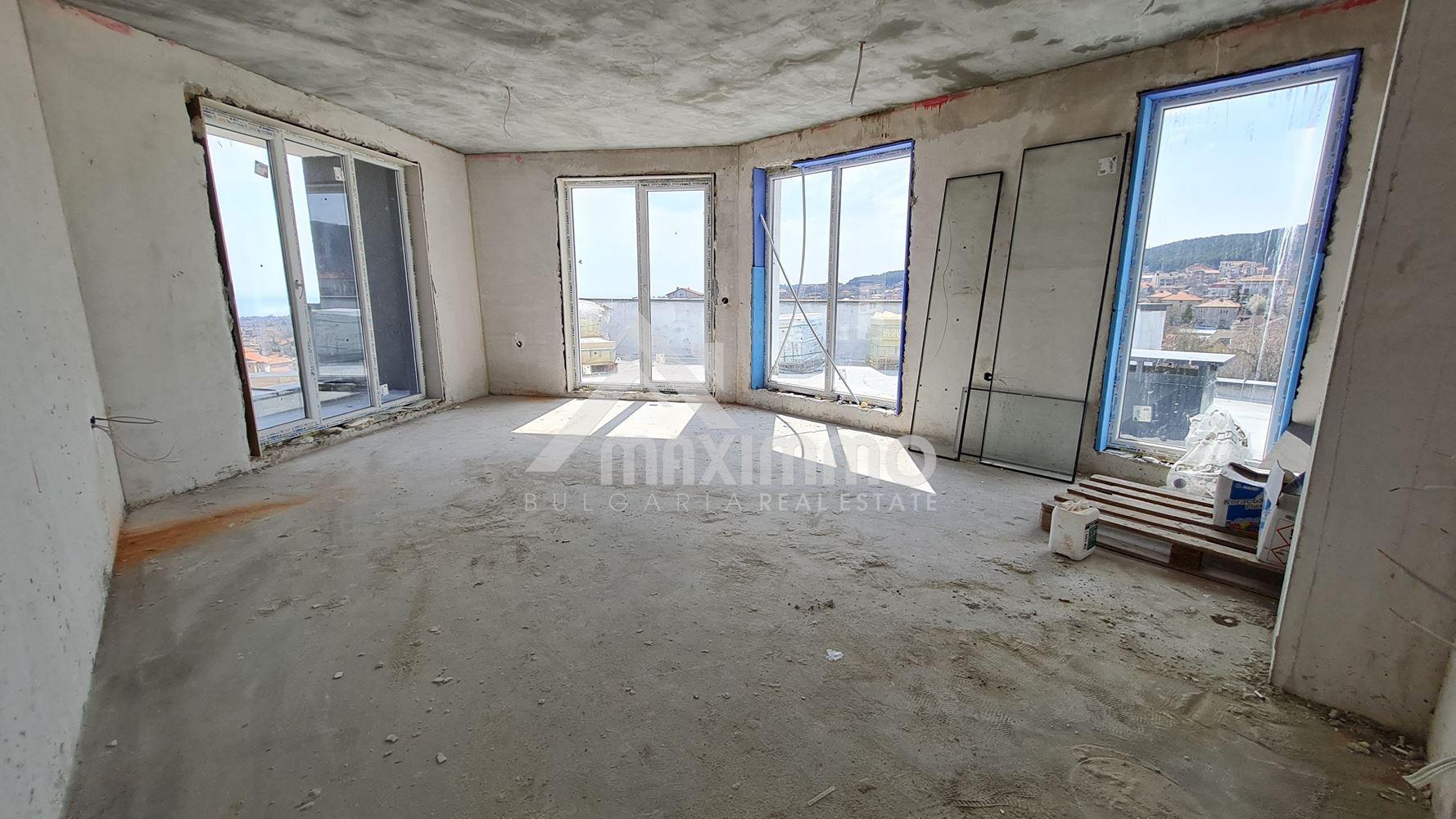 Тристаен Апартамент с панорама! Акт 15! Качествано строителство